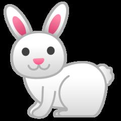 Rabbit google emoji