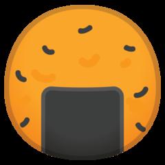 Rice Cracker google emoji