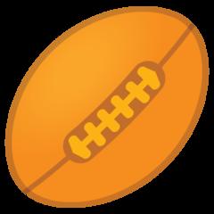 Rugby Football google emoji