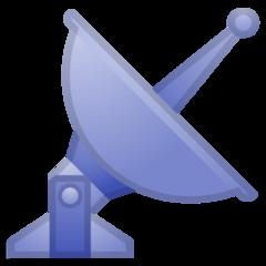 Satellite Antenna google emoji