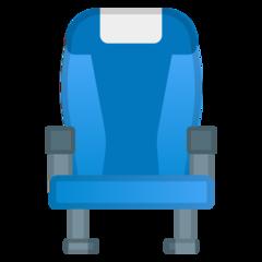 Seat google emoji