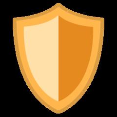 Shield google emoji