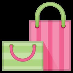 Shopping Bags google emoji