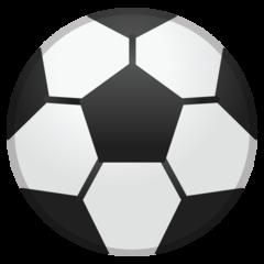 Soccer Ball google emoji