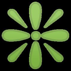 Sparkle google emoji