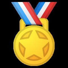 Sports Medal google emoji