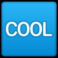 Squared Cool google emoji