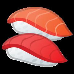 Sushi google emoji