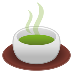 Teacup Without Handle google emoji