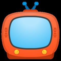 Television google emoji