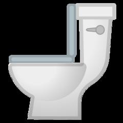 Toilet google emoji