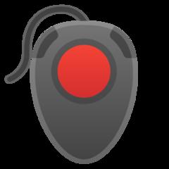 Trackball google emoji