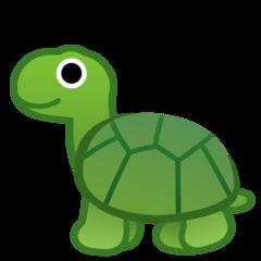 Turtle google emoji