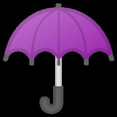 Umbrella google emoji
