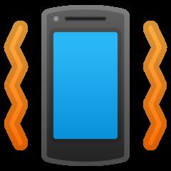 Vibration Mode google emoji