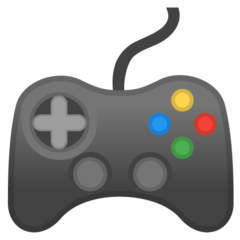 Video Game google emoji