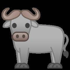 Water Buffalo google emoji