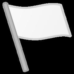 Waving White Flag google emoji