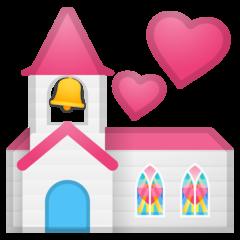 Wedding google emoji