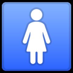 Womens Symbol google emoji