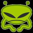 Alien Monster htc emoji