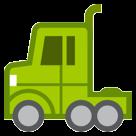 Articulated Lorry htc emoji