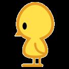 Baby Chick htc emoji