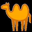 Bactrian Camel htc emoji