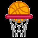 Basketball And Hoop htc emoji
