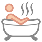 Bath htc emoji