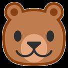 Bear Face htc emoji