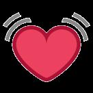 Beating Heart htc emoji