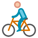 Bicyclist htc emoji