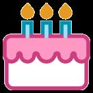 Birthday Cake htc emoji