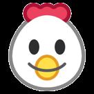 Chicken htc emoji