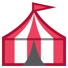 Circus Tent htc emoji