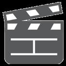 Clapper Board htc emoji
