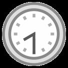 Clock Face Eight-thirty htc emoji