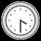 Clock Face Four-thirty htc emoji