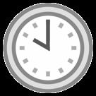 Clock Face Ten Oclock htc emoji