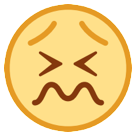 Confounded Face htc emoji