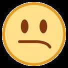 Confused Face htc emoji