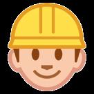 Construction Worker htc emoji