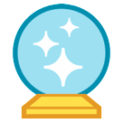 Crystal Ball htc emoji