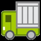 Delivery Truck htc emoji