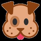 Dog Face htc emoji