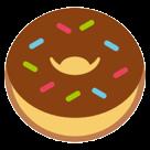 Doughnut htc emoji