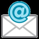 E-mail Symbol htc emoji