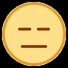Expressionless Face htc emoji