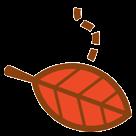 Fallen Leaf htc emoji